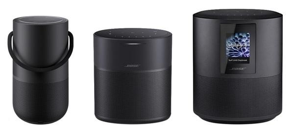 Bose Home Portable Speaker Vs Home 300 Vs Home 500