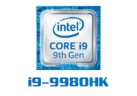 Intel Core I9 9980hk Th