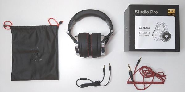 Oneodio Studio Pro 50 Review 03