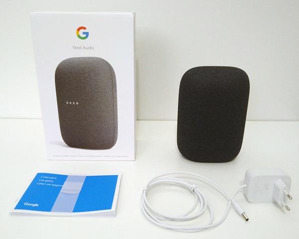 Google Nest Audio Unboxing