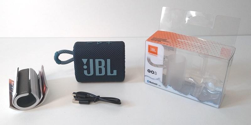 Jbl Go 3 Unboxing
