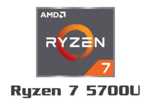 Amd Ryzen 7 5700u Th
