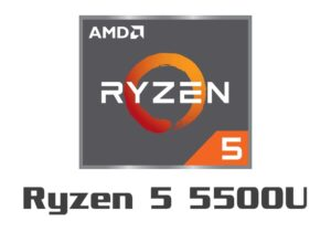Amd Ryzen 5 5500u Th