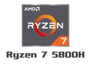 Amd Ryzen 7 5800h Th