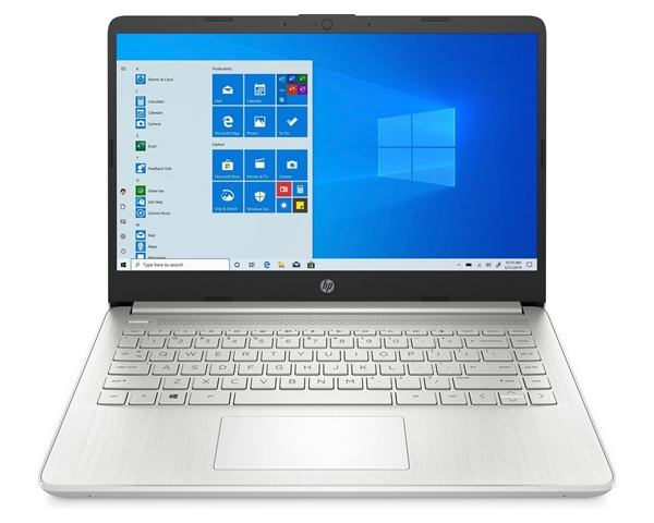 HP 14s-fq0054nd laptop 400 euro