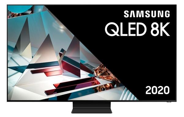 Samsung Qled Qe65q800tal 65 Inch 8k Tv