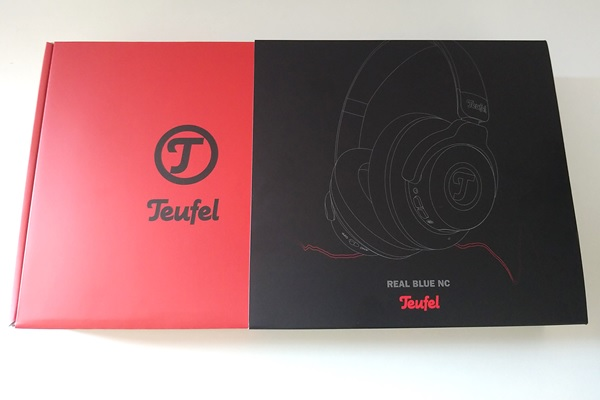 Teufel Real Blue NC Unboxing 01