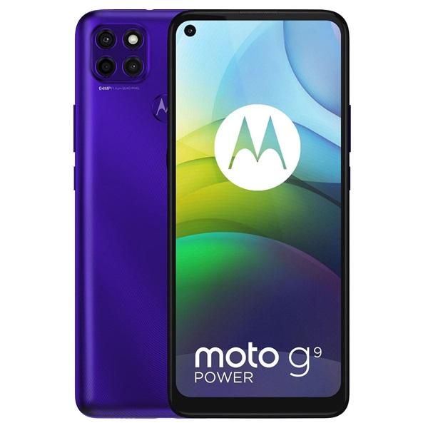 Motorola Moto G9 Grote Smartphone