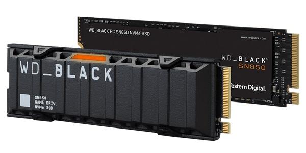 Wd Black Sn850 Ssd Snelste Ps5 M2 Nvme Ssd