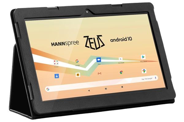 Hannspree Zeus Android 10 Tablet Groot Scherm