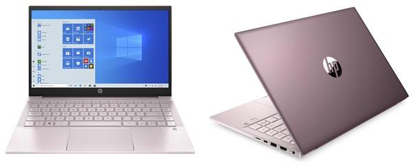 Hp Pavilion 14 Dv0530nd Hp Laptop Roze