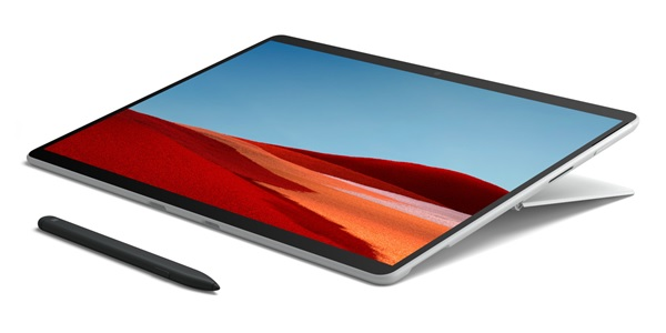 Microsoft Surface Pro X Grote Windows 10 Tablet