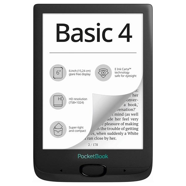 Pocketbook Basic 4 Goede Goedkope Ereader