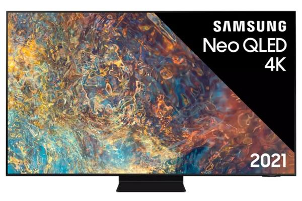 Samsung Neo Qled Qe85qn95a Grootste Samsung Tv