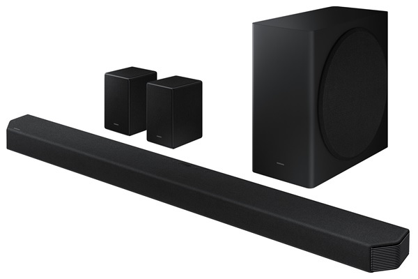 Samsung HW-Q950A - Beste Dolby Atmos Soundbar (2021)